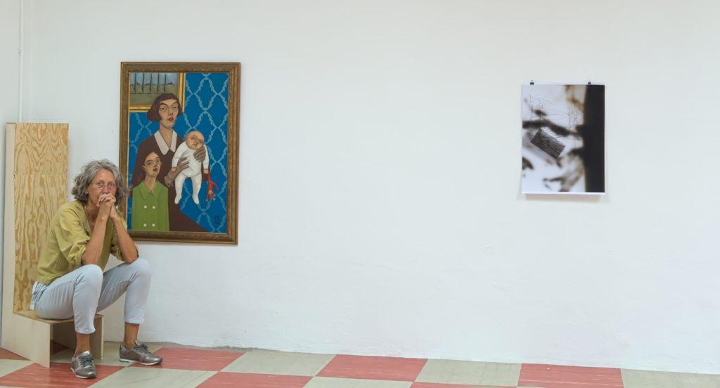 Sommeratelier in der Galerie Rampe vom 19. Juni – 26. August 2018